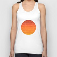 sunrise Tank Tops featuring Sunrise by Diogo Verissimo