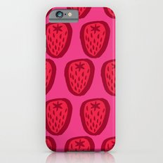 Kent Strawberries iPhone 6s Slim Case