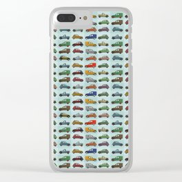 2CV's - more Clear iPhone Case