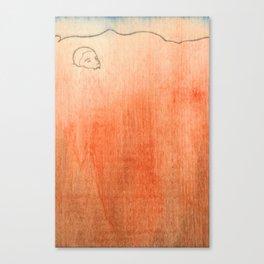 Mud Canvas Print