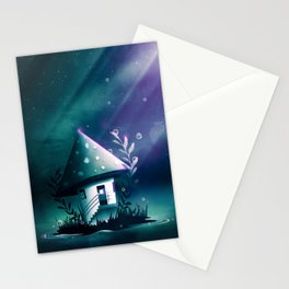 Magic Mush Room Stationery Cards
