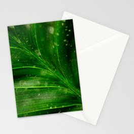 Seeing Green Stationery Cards
