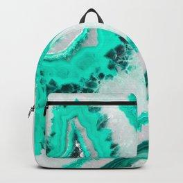Mint Agate Backpack