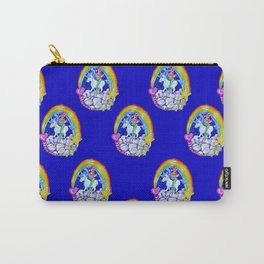 #Mermaidgoals Carry-All Pouch