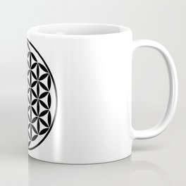 Pure Energy The Flower of Life Coffee Mug