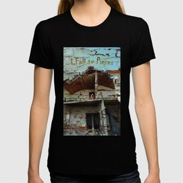 I Fall to Pieces II T-shirt