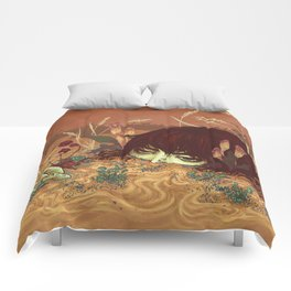 Surfacing  Comforters