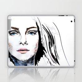 Model Jess Stam Laptop & iPad Skin