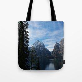 Jenny Lake/Tetons Tote Bag
