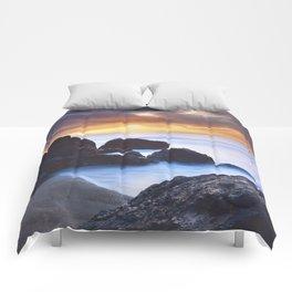 Malibu Sunset Comforters