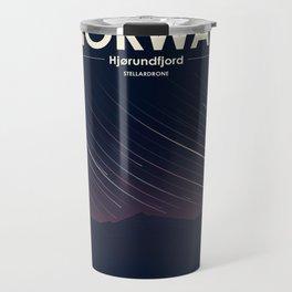 Alone In Nature - Stellardrone Travel Mug