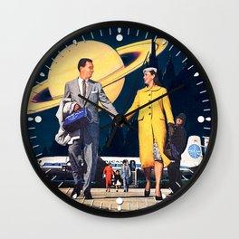 Hyperspace via Economy Plus Wall Clock
