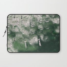 Smelling Roses Laptop Sleeve