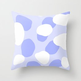 Abstract dots Throw Pillow