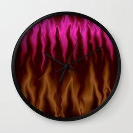 StrawberryCocoa Wall Clock