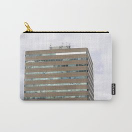 Green windows Carry-All Pouch