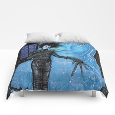 Edward Scissorhands Johnny Depp Comforters