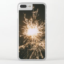 Spark, I Clear iPhone Case