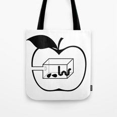 Squat Tote Bag