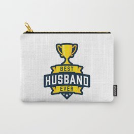 Best Husband Ever Carry-All Pouch