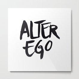Alter Ego #2 Metal Print