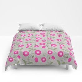Poppies. 2 Comforters