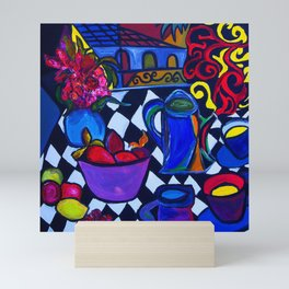 Santa Barbara  #society6 #decor #buyart Mini Art Print