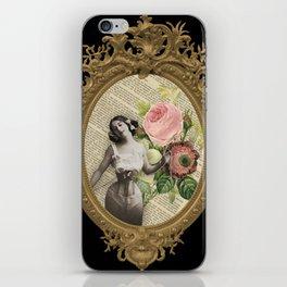 Victorian Frame iPhone Skin