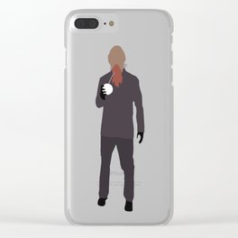 Ood Clear iPhone Case