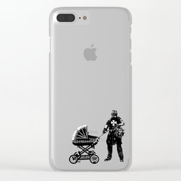 Pramalot Clear iPhone Case