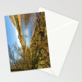 The shores of Loch Earn Stationery Cards