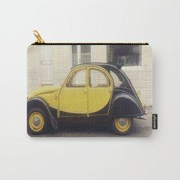 Citroen jaune Carry-All Pouch