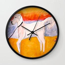 'Doodle Wall Clock