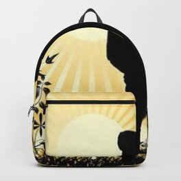 Father and Son Backpack