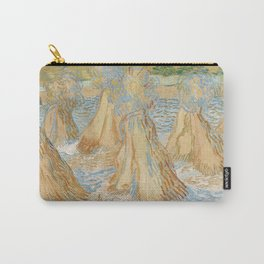 Sheaves of Wheat Carry-All Pouch