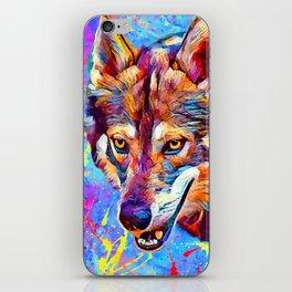Wolfdog 2 iPhone Skin