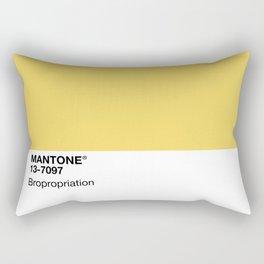 MANTONE® Bropropriation Rectangular Pillow