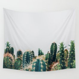 CACTUS CLUSTER PATTERN #2 Wall Tapestry