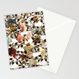 Glitch Fall Stationery Cards