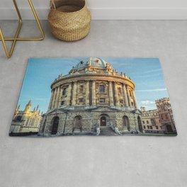 Radcliffe Camera Building Oxford University Rug