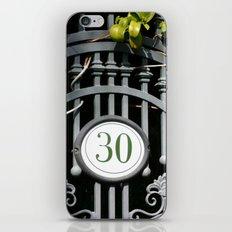 Door 30 iPhone & iPod Skin