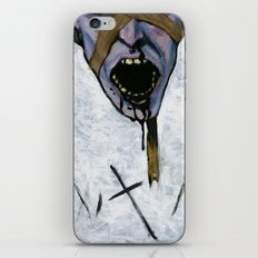 untitled (dead things 04) iPhone & iPod Skin