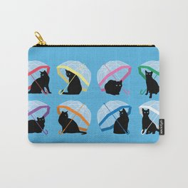 raining cats 'n cats Carry-All Pouch