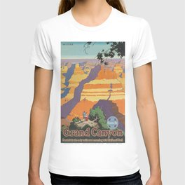 Vintage poster - Grand Canyon T-shirt