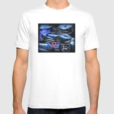 2015 Ford GT Mens Fitted Tee MEDIUM White