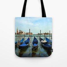 Gondola Tote Bag