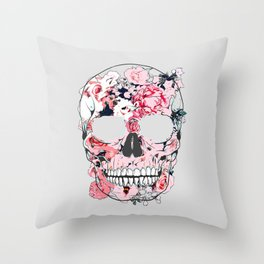 Famous When Dead Throw Pillow