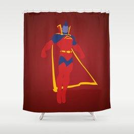 Confidence!  Kallark, The Gladiator Shower Curtain