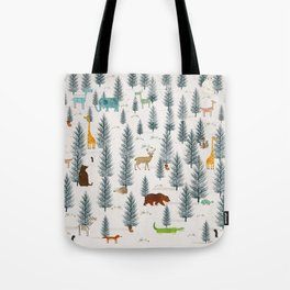 little nature Tote Bag