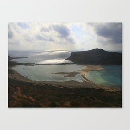Crete, Greece 3 Canvas Print